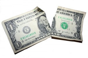 What factors could destroy the value of our dollar?