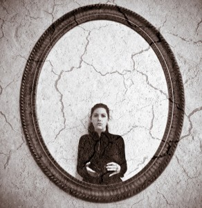 Whose image do you bear when you reflect on your self?